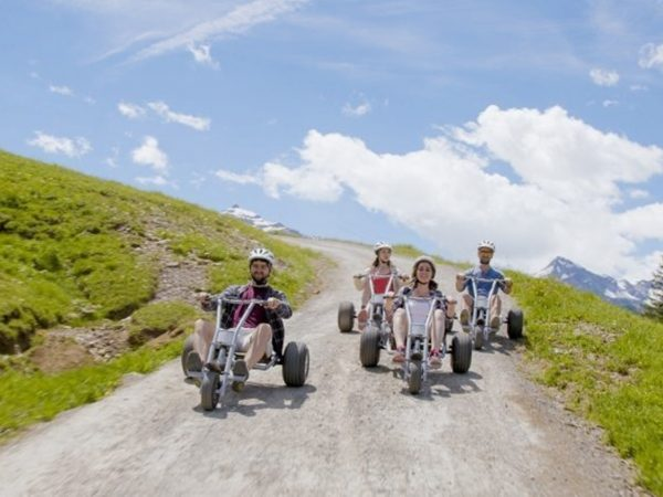 Lenkerhof Gourmet Spa Resort Mountain Carts