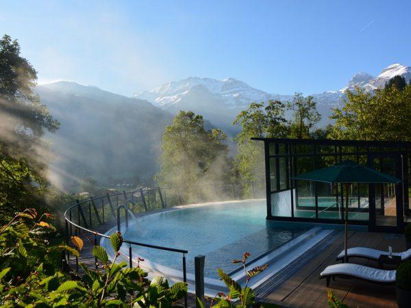 Lenkerhof Gourmet Spa Resort Pool