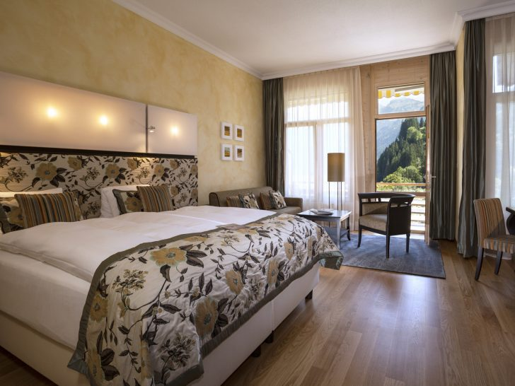 Lenkerhof Gourmet Spa Resort Premium Double Room