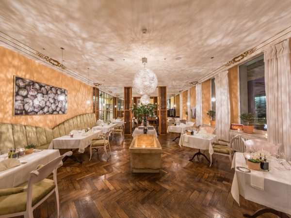 Lenkerhof Gourmet Spa Resort Restaurant Oh de Vie