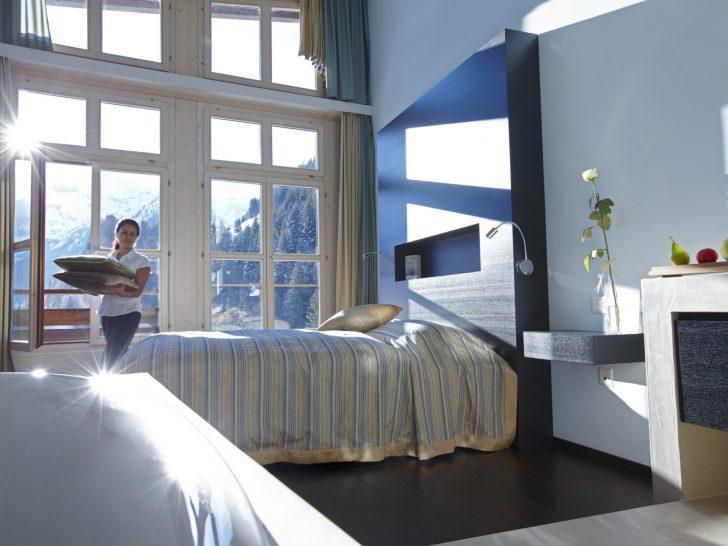 Lenkerhof Gourmet Spa Resort Roof Spa Suite