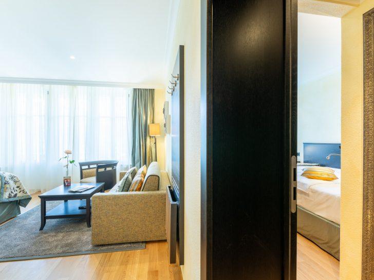 Lenkerhof Gourmet Spa Resort Rooms with connecting door
