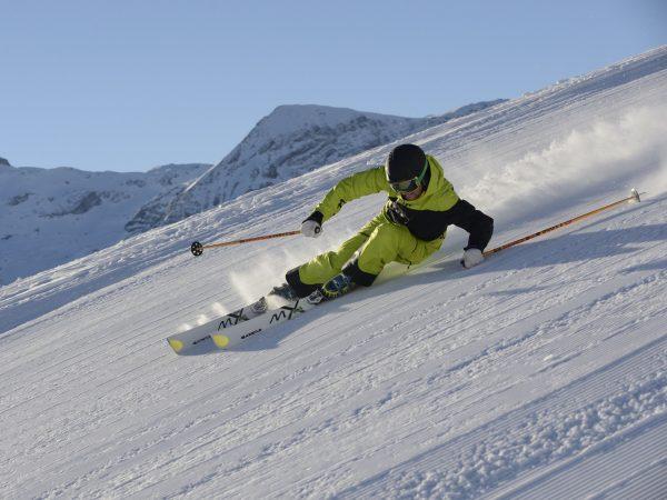 Lenkerhof Gourmet Spa Resort Skiing