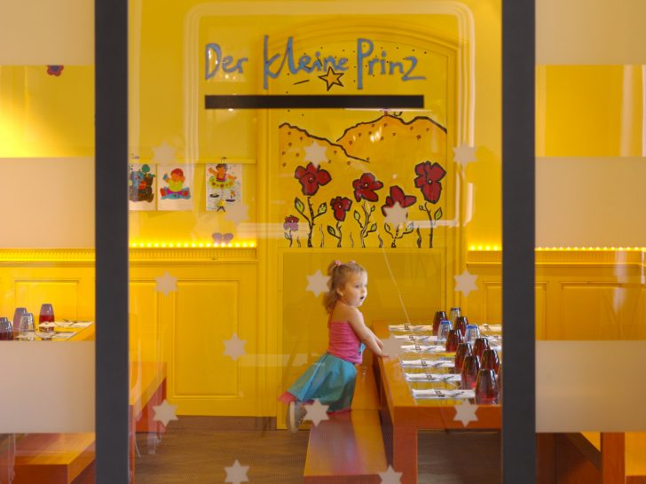Lenkerhof Gourmet Spa Resort The little Prince