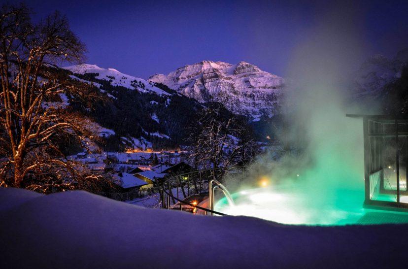 Lenkerhof Gourmet Spa Resort Winter