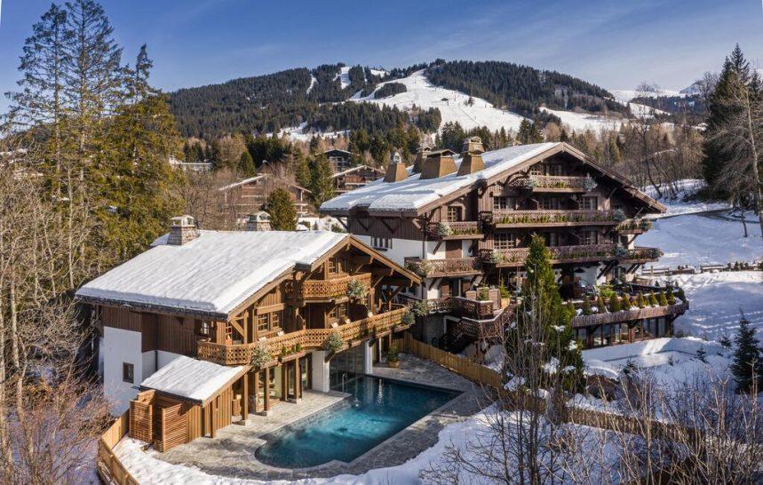 Les Chalets du Mont d Arbois Megeve Four Seasons Hotel