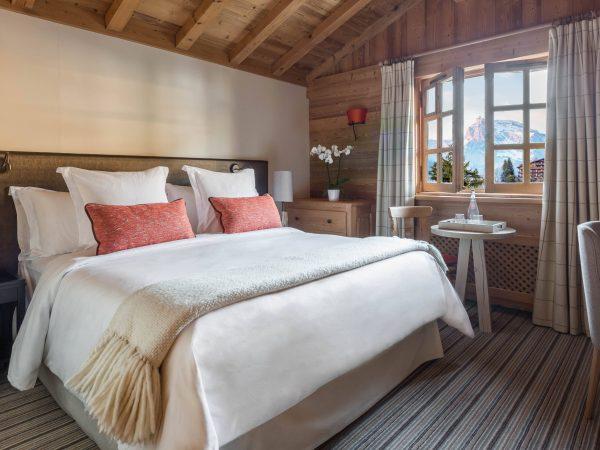 Les Chalets du Mont d'Arbois, Meg?ve Alpine Room