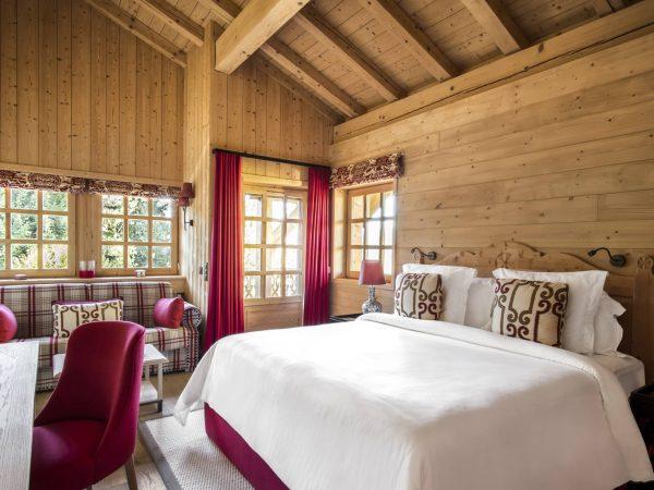 Les Chalets du Mont d'Arbois, Meg?ve Edelweiss Room
