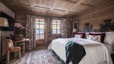 Les Chalets du Mont d'Arbois, Meg?ve Gentiane Room