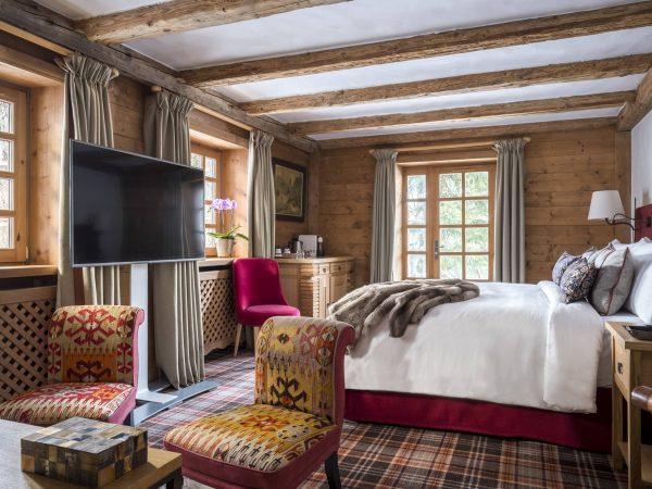 Les Chalets du Mont d'Arbois, Meg?ve Suite Alpage