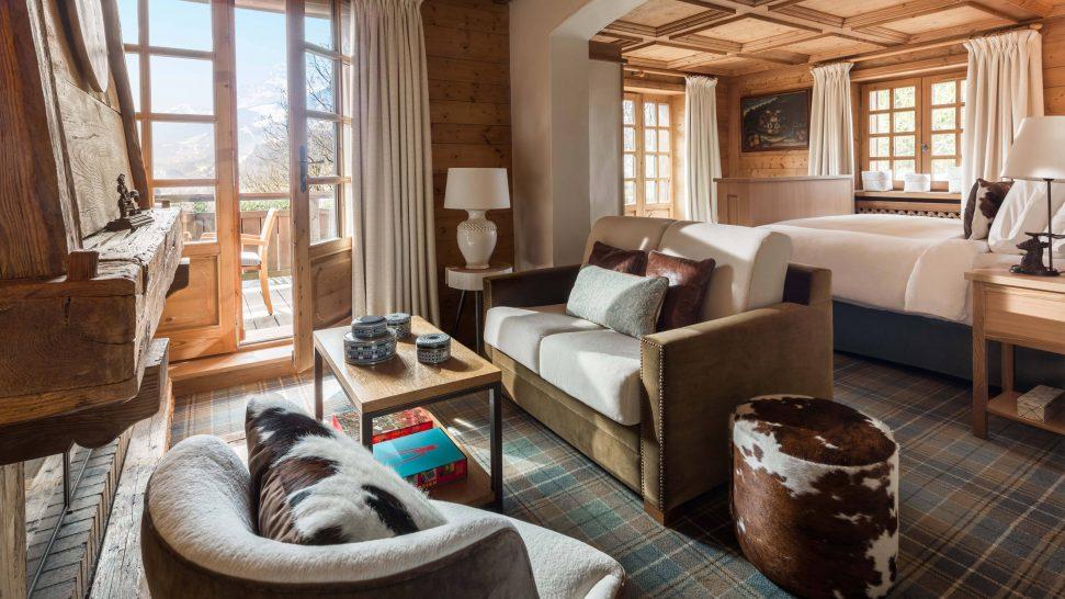 Les Chalets du Mont d'Arbois, Meg?ve Suite Edmond