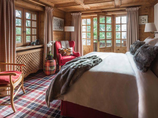 Les Chalets du Mont d'Arbois, Meg?ve Suite Flocon