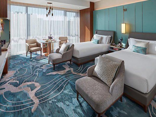 Mandarin Oriental Wangfujing Beijing Deluxe Room
