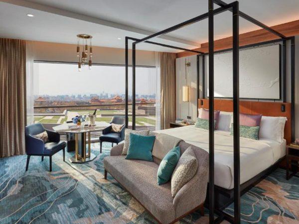 Mandarin Oriental Wangfujing Beijing Deluxe Suite