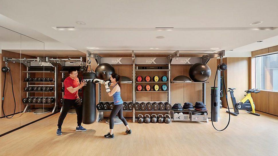 Mandarin Oriental Wangfujing Beijing Gym