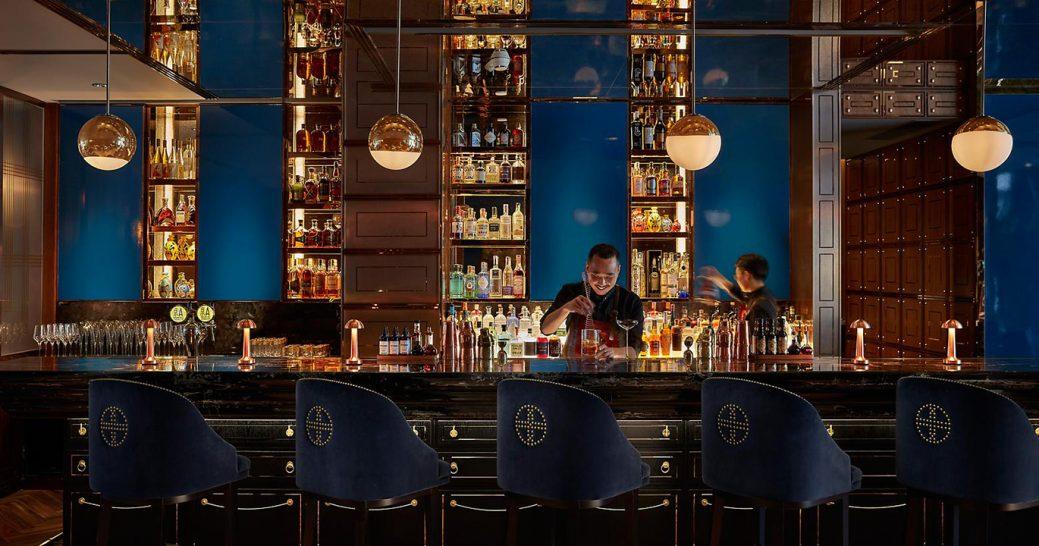 Mandarin Oriental Wangfujing Beijing MO Bar