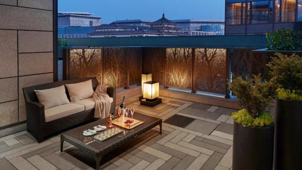 Mandarin Oriental Wangfujing Beijing Mandarin Room