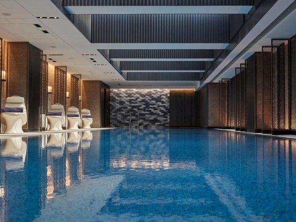 Mandarin Oriental Wangfujing Beijing Pool