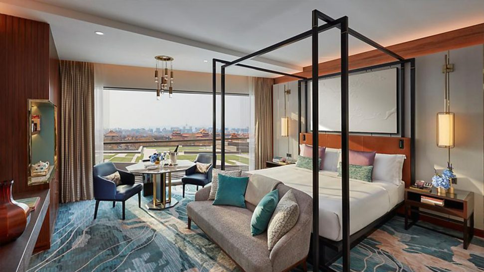 Mandarin Oriental Wangfujing Beijing Premier Suite