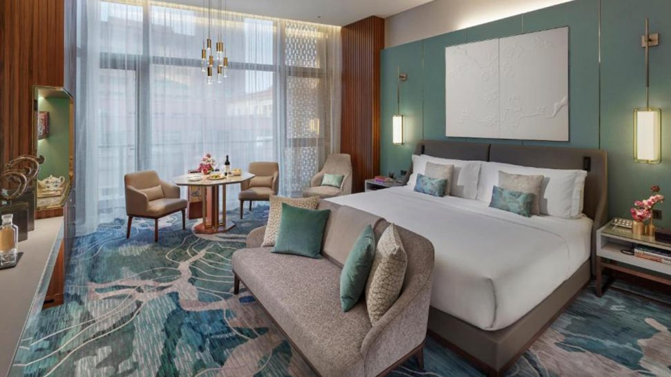 Mandarin Oriental Wangfujing Beijing Superior Room