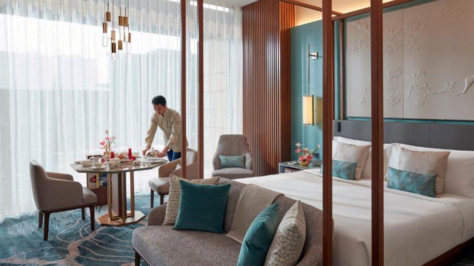 Mandarin Oriental Wangfujing Beijing Terrace Room