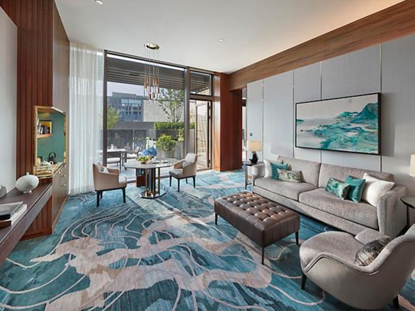 Mandarin Oriental Wangfujing Beijing Terrace Suite