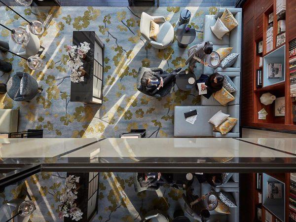 Mandarin Oriental Wangfujing Beijing The Library