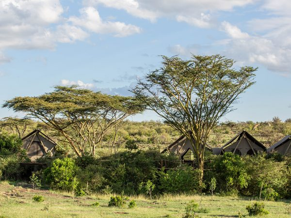 Mara Nyika Great Plains Conservation Guest Rooms