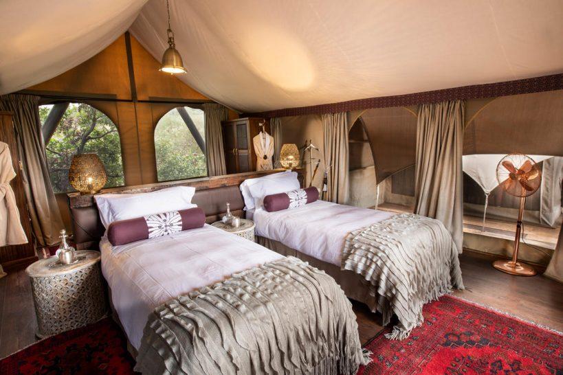 Mara Nyika, Maasai Mara Tent Bedroom