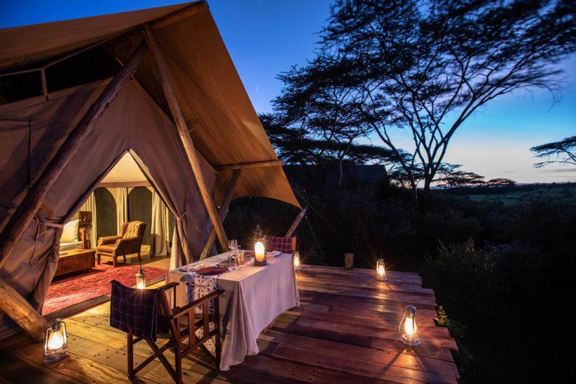 Mara Nyika Maasai Mara Tent Deck