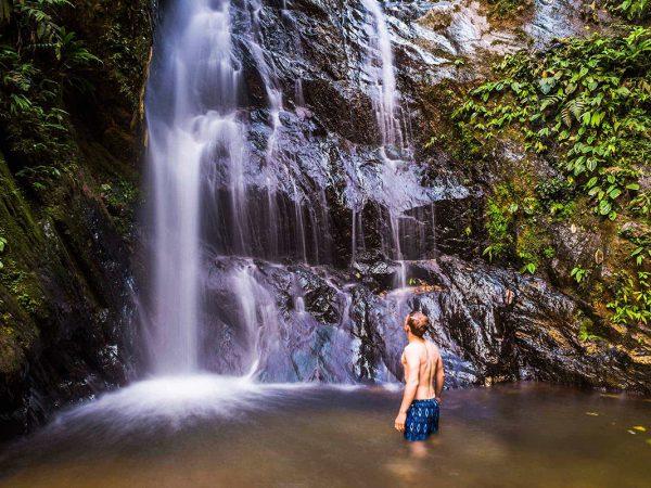 Mashpi Lodge Magnolia Waterfall