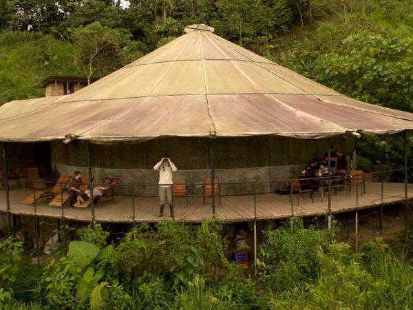 Mashpi Lodge The Life Centre