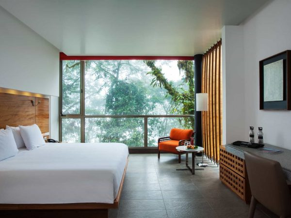 Mashpi Lodge Wayra Rooms