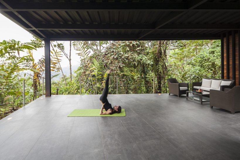 Mashpi Lodge Yoga