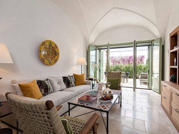 Masseria Torre Maizza Deluxe Junior Suite With Terrace and Garden