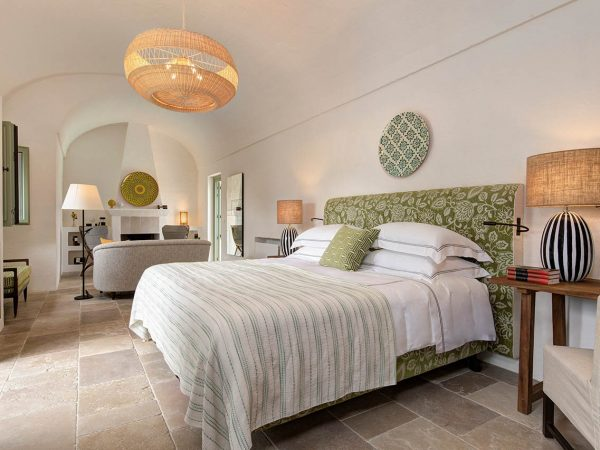 Masseria Torre Maizza Deluxe Suite With Plunge Pool