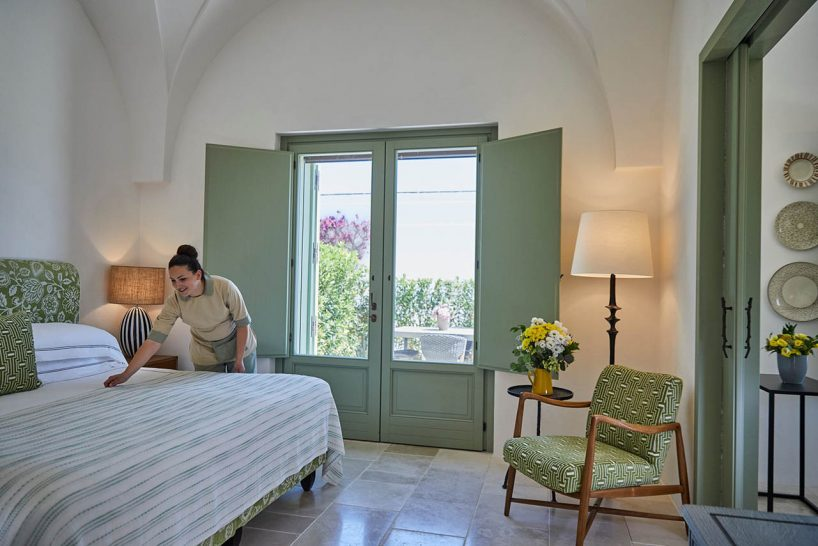 Masseria Torre Maizza Grand Suite With Terrace Garden and Plunge Pool