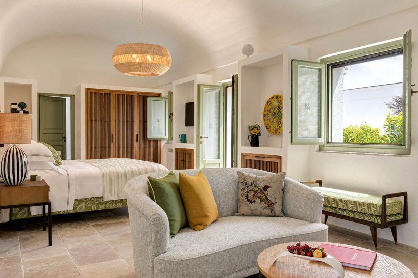 Masseria Torre Maizza Junior Suite With Terrace and Garden