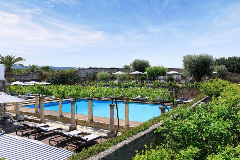 Masseria Torre Maizza Outdoor Pool