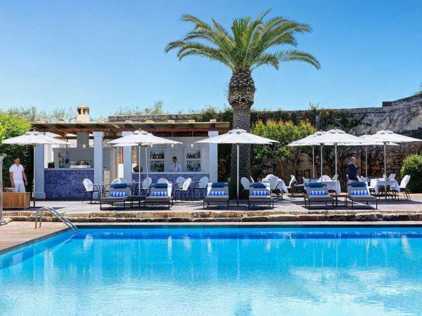 Masseria Torre Maizza Pool Bar