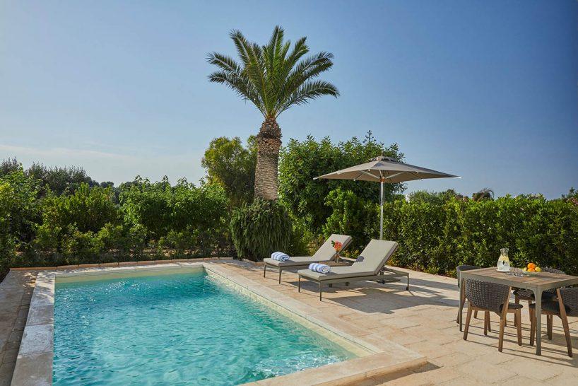 Masseria Torre Maizza Deluxe Suite Pool