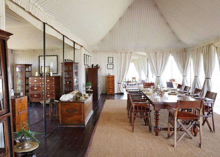 Natural Selection San Camp Restaurant