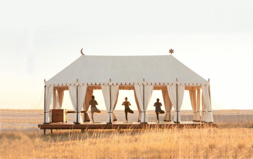 Natural Selection San Camp Yoga
