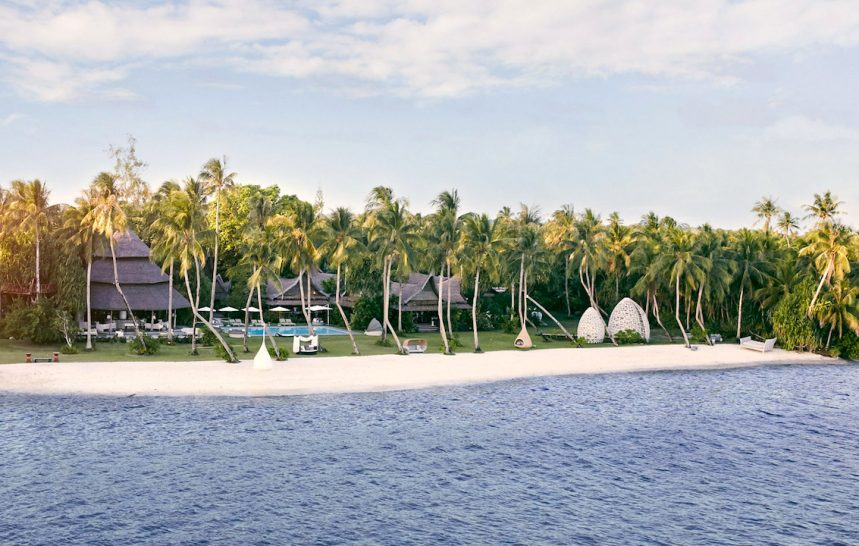 Nay Palad Hideaway Beach