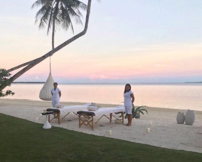 Nay Palad Hideaway Beach Massage