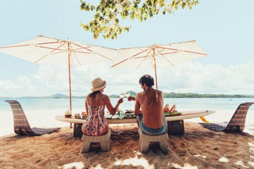 Nay Palad Hideaway Beach Picnic