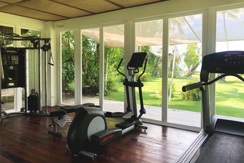 Nay Palad Hideaway Gym