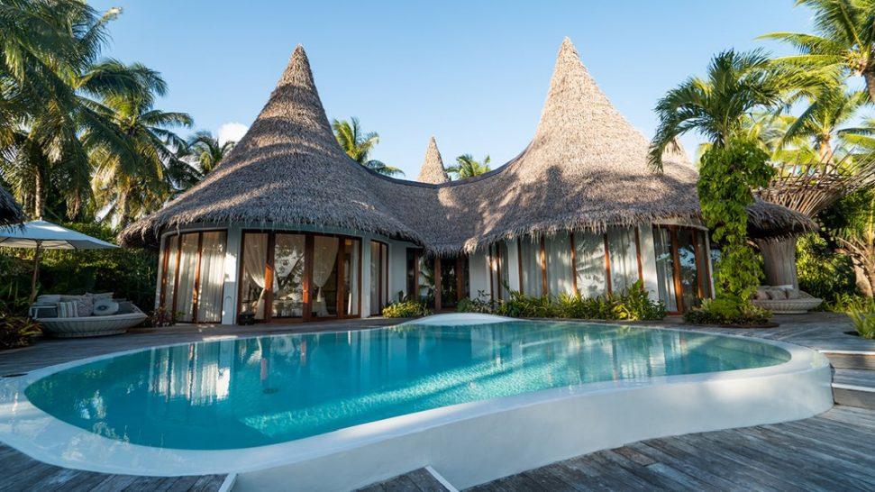 Nay Palad Hideaway Perlah Villa Pool