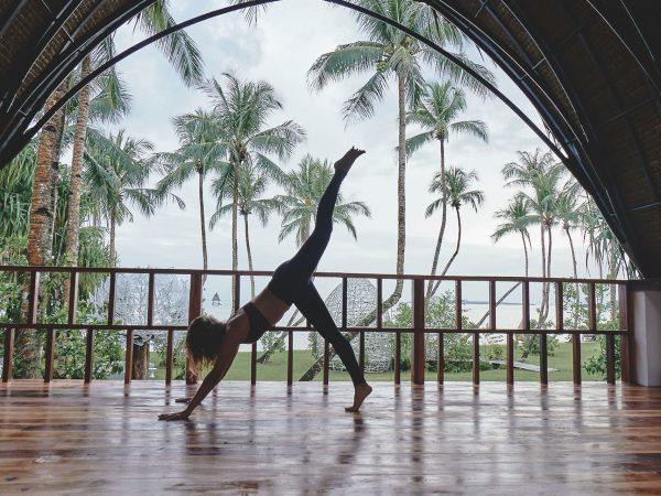 Nay Palad Hideaway Yoga