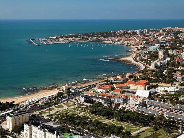 Palacio Estoril Hotel Golf and Spa City View